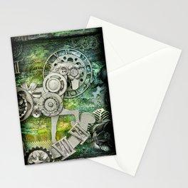 Mechanical Horse I Stationery Cards