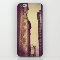 inception iPhone & iPod Skins featuring Inception by Caleb Troy