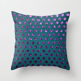 Polkadots Jewels G195 Throw Pillow