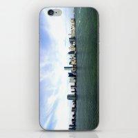 miami iPhone & iPod Skins featuring Miami  by JairovPhotolab