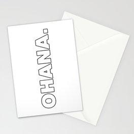Ohana. Stationery Cards