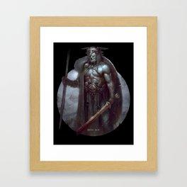 Iron Age#3 Framed Art Print