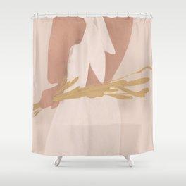Field Girl Shower Curtain