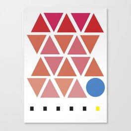 pattern no. 1 Canvas Print