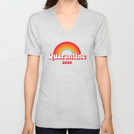 Quarantine 2020 Unisex V-Neck