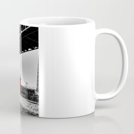The Little Red Lighthouse - George Washington Bridge NYC Coffee Mug