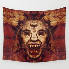 Ahriman Wall Tapestry