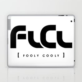 FLCL - Fooly Cooly Laptop & iPad Skin