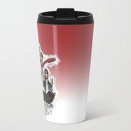 Foo Fighting Travel Mug