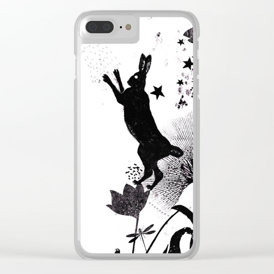 The Calling Clear iPhone Case