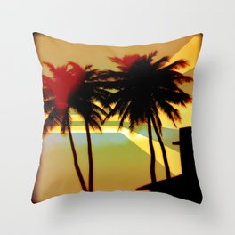 United To Prevail Throw Pillow