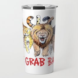 We Grab Back Travel Mug