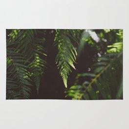 Ferns of Emerald Rug