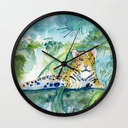 jag Wall Clock