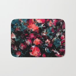 Dream Splatter Bath Mat