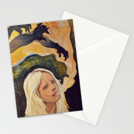 Laura Marling // The beast Stationery Cards