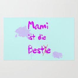Mami ist die Bestie Rug