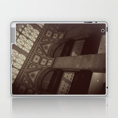 Wintrust Building Columns Original Photo Laptop & iPad Skin