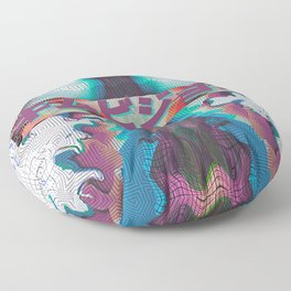 Asymmetrical Revive Floor Pillow