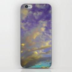 Candy Clouds iPhone & iPod Skin