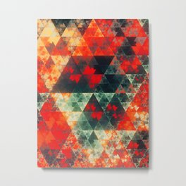 Mosaic 1.2 Metal Print