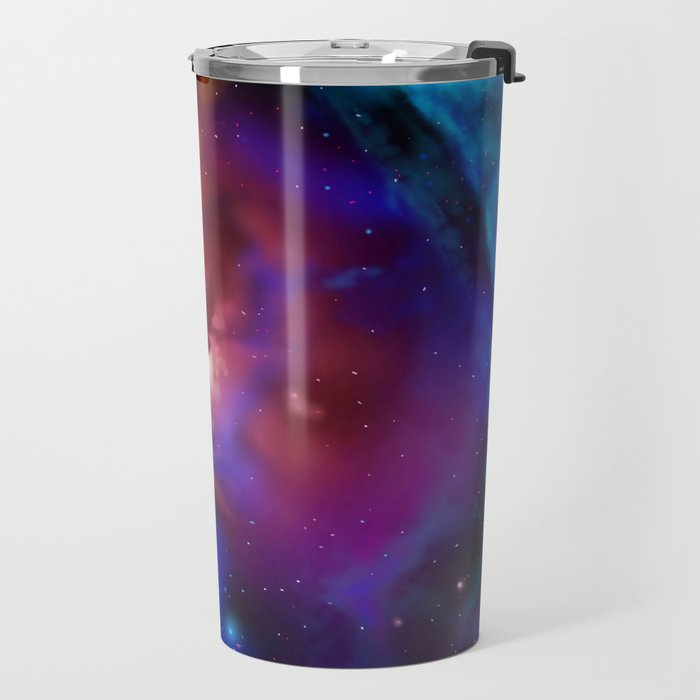 Bat Nebula  Travel Mug