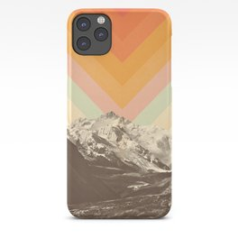 Mountainscape 2 iPhone Case
