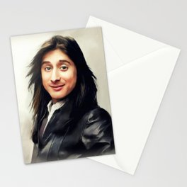 Steve Perry, Music Legend Stationery Cards