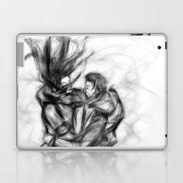 Amy and Rory Laptop & iPad Skin
