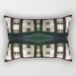 Apartment blues Rectangular Pillow