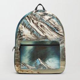 Winter Skies Backpack