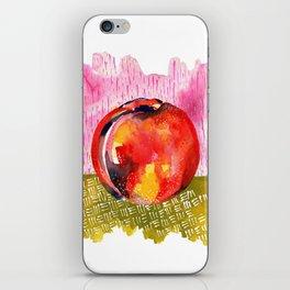 Peach! iPhone Skin