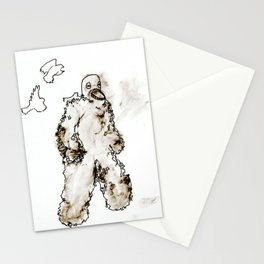 Golem Stationery Cards