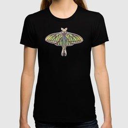 Spanish Moon Moth (Graellsia isabellae) T-shirt
