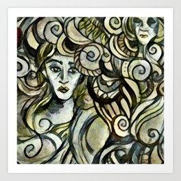 Vanaheim Art Print