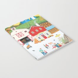 The Harvest Moon Notebook