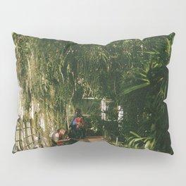 Over Grown Hallway Pillow Sham
