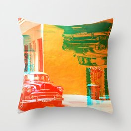 Havana Throw Pillow