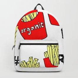 Organic Fries Backpack
