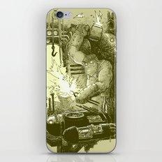 Doombots iPhone & iPod Skin