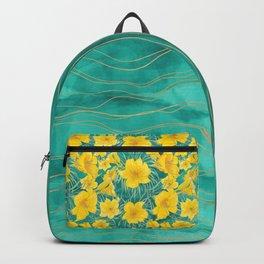 Summer island nostalgia - back to school now! Backpack
