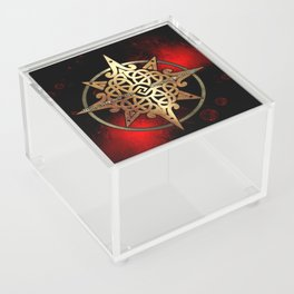 WITH EVERY NEW DAY COMES NEW STRENGTH Acrylic Box