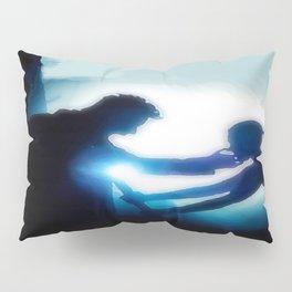 The Broken One (Burying The Hatchet) Pillow Sham