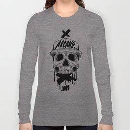 Shade Skull Long Sleeve T-shirt