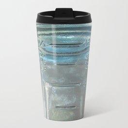 Mason jar Travel Mug