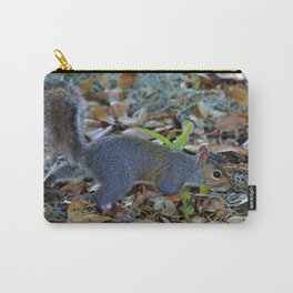 Searching For Food Carry-All Pouch