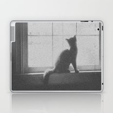 Watching the birds Laptop & iPad Skin