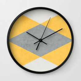 summer time triangles Wall Clock
