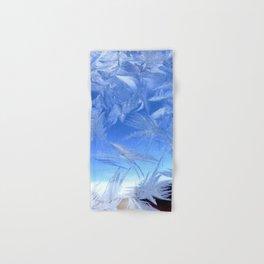 Winter Window Art Hand & Bath Towel