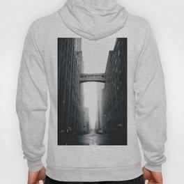 Snow Bridge in New York Hoody